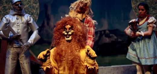 """El grupo Skena presenta en teatro """"El Mago de Oz"""","""