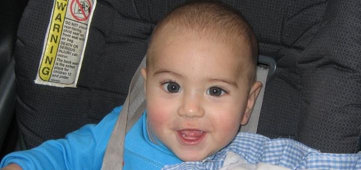 La seguridad del bebé no se negocia, éste debe ir en su silla de carro