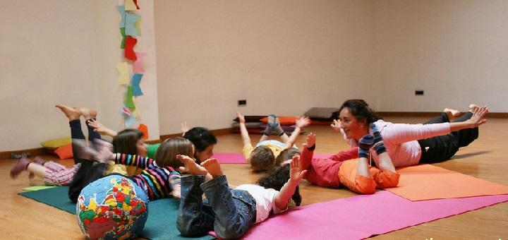 Los niños que practican yoga suelen ser adultos más calmados