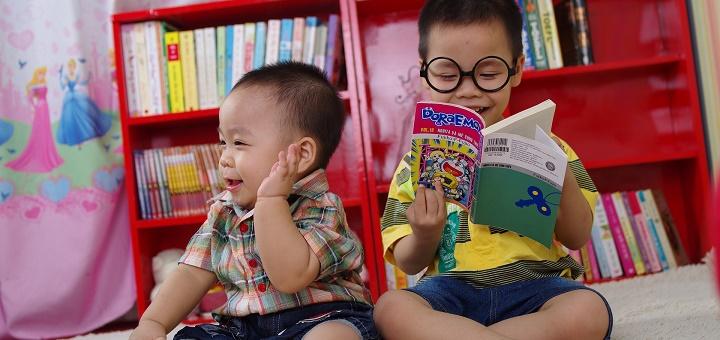 Cuando el otro lee también se aprende y es otra de las etapas del acercamiento