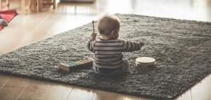 La música les encanta a los niños