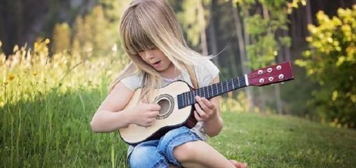 La música atrapa a los niños desde que están en el vientre de su madre