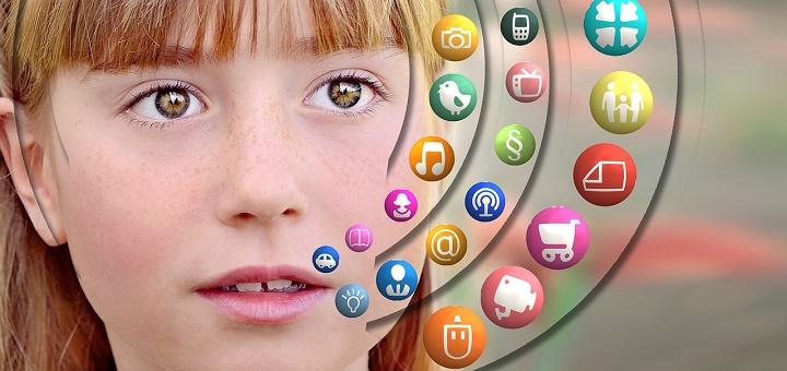 El uso de Internet para los niños debe estar acompañado de supervisión de los padres