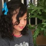 Con ocho años de edad, Eva Sofía Montaño, deja al descubierto  su sensibilidad y su pasión por la música