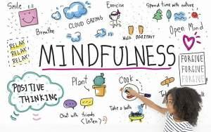 mindfulness ayuda los niños a enfocarse en el presente y en sus emociones