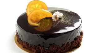 La torta de chocolate es una receta genial para niños y adultos