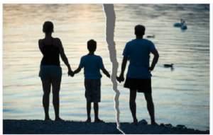 El divorcio afecta a cada niño según su edad