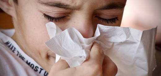 Las alergias se potencian con antiácidos