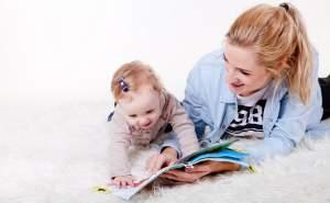 La madre influye en la lectura