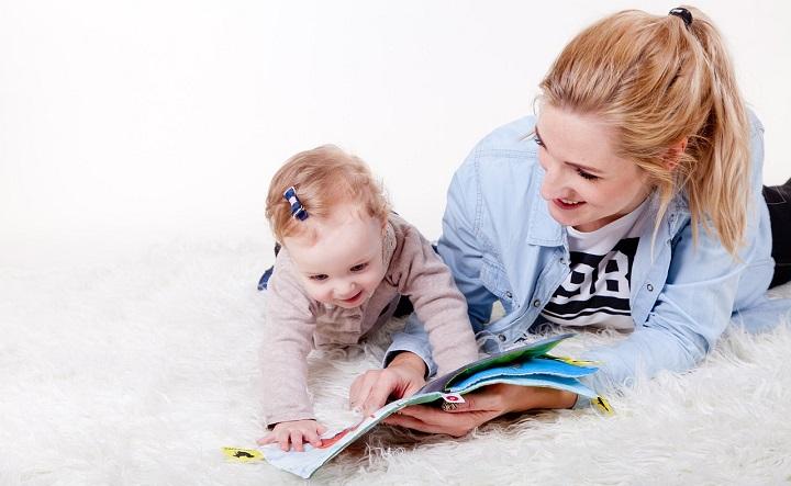La lectura nace a través de la educación que da la madre