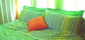 El color verde sirve para decorar varios ambientes