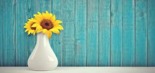 Las flores dan sensación de paz