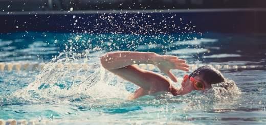 Los niños con asma consiguen en la natación un aliado