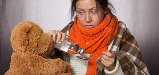 La tos afecta el descanso nocturno de la familia