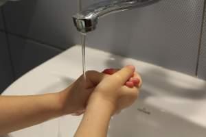 El lavado de manos es importante para prevenir enfermedades