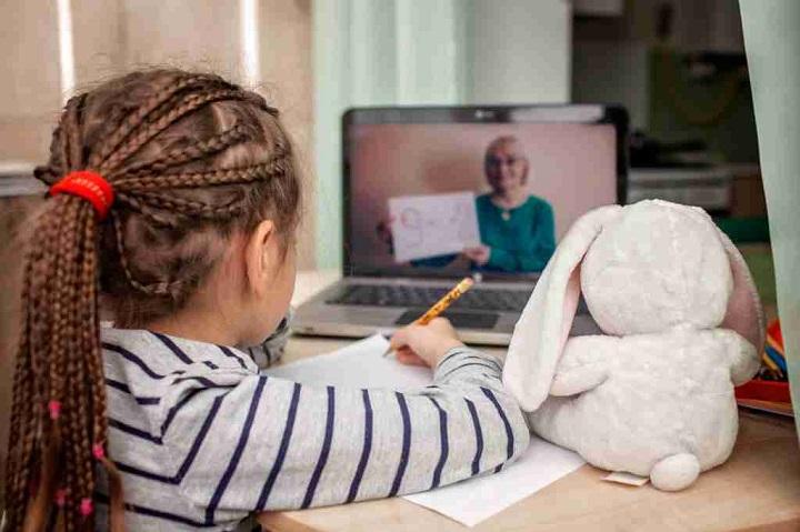 Clases online ayudan durante cuarentena