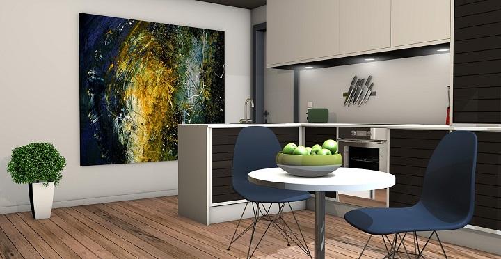 Luz del sol- kitchen-cocina-SomosPadres.Info-Foto Pixabay