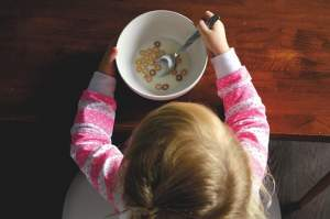Las vitaminas no son el mejor recurso para niños