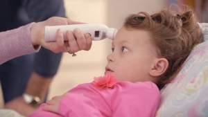 La fiebre debe ser tratada con cuidado por los padres
