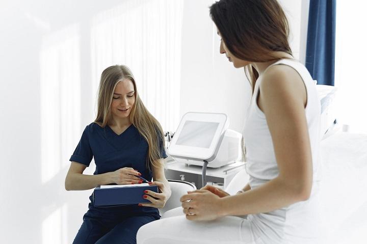 Ir al médico es vital antes de salir embarazada