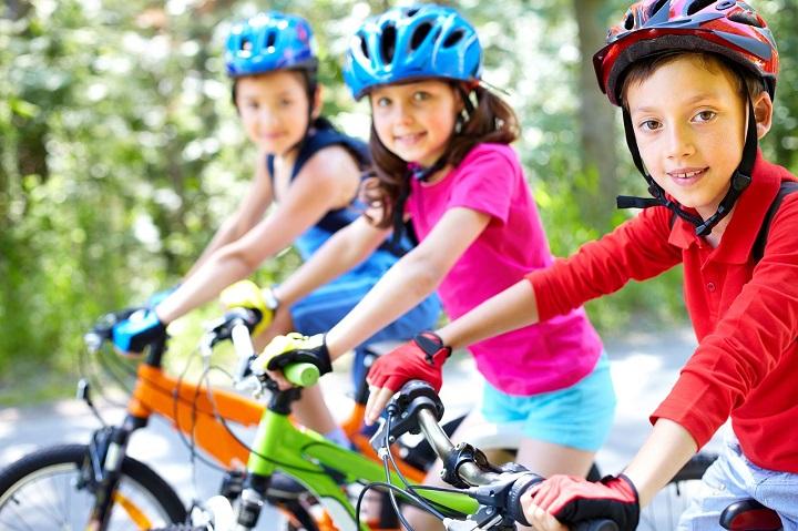 Niños pueden hacer diversas actividades