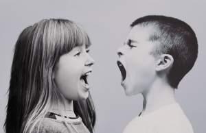 Gritar no es la mejor manera de comunicarnos