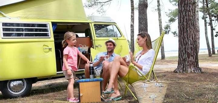 Vacaciones de aventura se pueden vivir en caravana