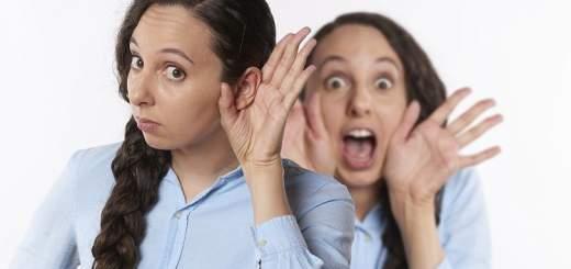 Los gritos no dan pie a una buena conversación