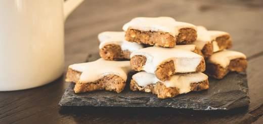 Las galletas de canelas son nutritivas