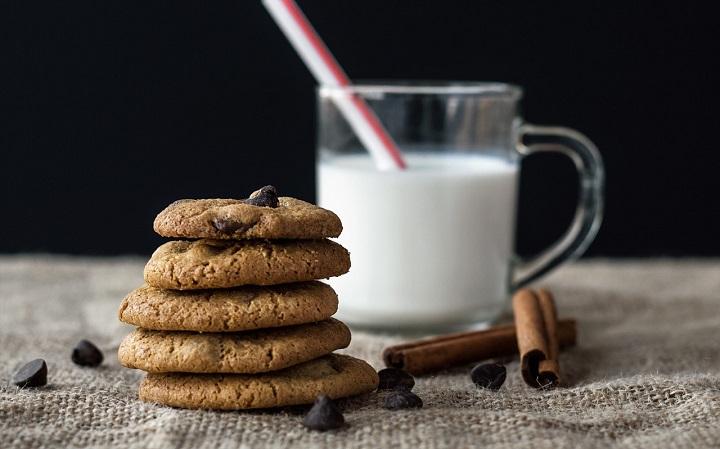 Las galletas de canela son fáciles de preparar