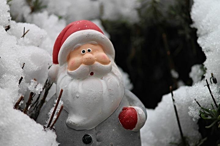 Santa es un personaje mágico