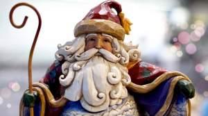 Santa Claus es un personaje para los niños