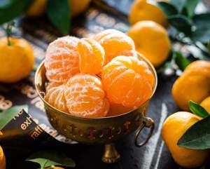 La mandarina da un toque especial a los postres